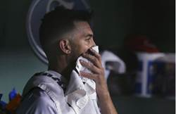 MLB》又投不好 紅襪波塞洛怒砸休息區電視