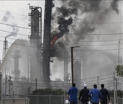 影》漫天大火!美德州煉油廠驚爆起火 至少66傷