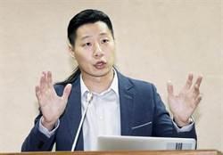 被問林昶佐出走 黃國昌:支持黨中央慰留他