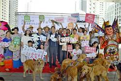 台中社區文化之旅 首推毛小孩友善路線