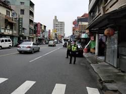 闖紅燈要人命 新化警分局8月起加強取締