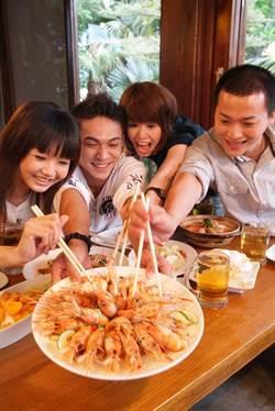 易鼎活蝦歡慶25歲 邀25歲蝦友免費吃鹹酥蝦