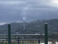 樹林垃圾廠冒煙汙染空氣?環保局:停爐正常現象