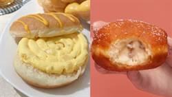 爆餡乳酪甜甜圈引暴動!限定荔枝芒果超Q彈