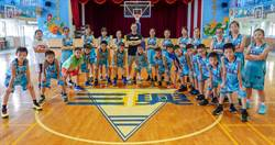 三興國小籃球隊 將與裕隆跨界聯演