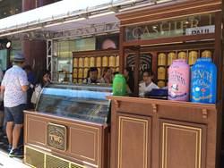 TWG Tea攜SOGO開茶香冰淇淋快閃店 吸客三千人