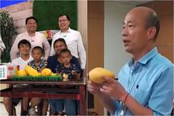 韓國瑜賣芒果出這一手 網:我想「超買」