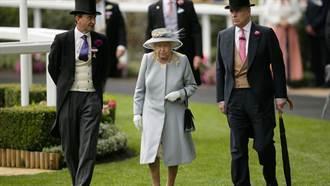 只有她可以!英女王特地為她打破皇室規定?