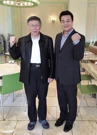 議員陳廷秀與柯P理念相近 考慮加入台灣民眾黨