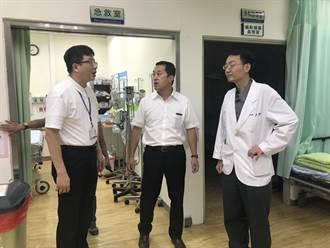 恆春旅遊醫院新院長徐國芳上任 他稱「自己與偏鄉很有緣」