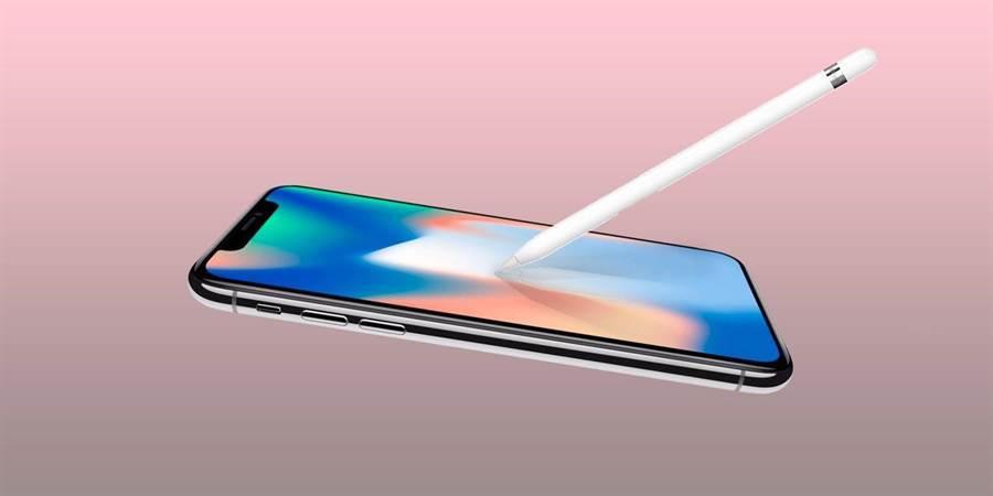 繼2018年後,2019年新iPhone再度傳出有望支援Apple Pencil。(圖/翻攝OneMoreThing)