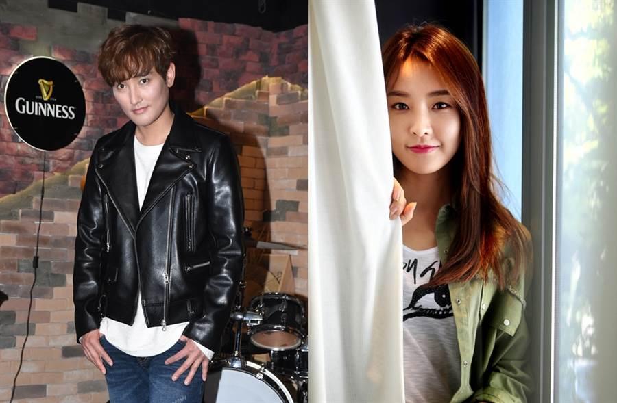 安七炫随后又被爆和郑柔美热恋两年,但已被否认。