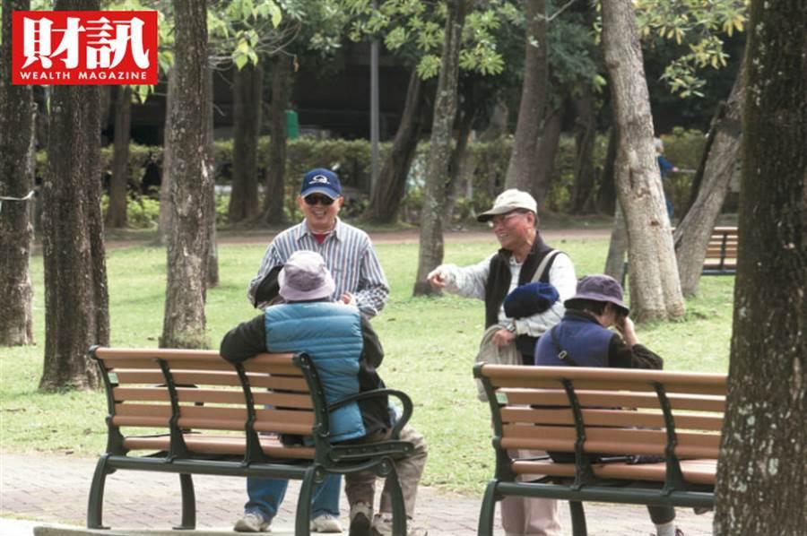 台灣即將進入超高齡社會,如何存夠退休金已是重要議題。(圖/吳尚哲攝)