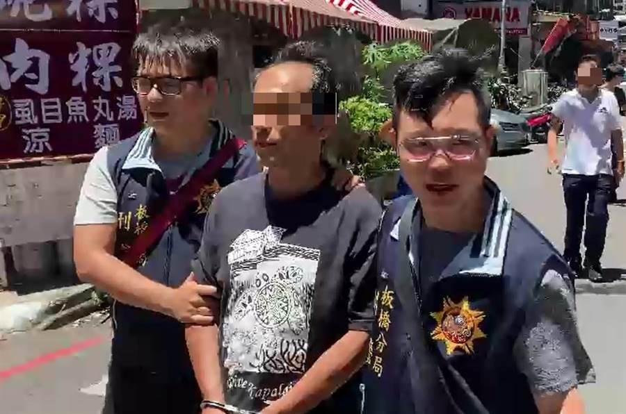 李姓博士縱火慣犯遭法院裁決羈押禁見。(本報系資料照片)