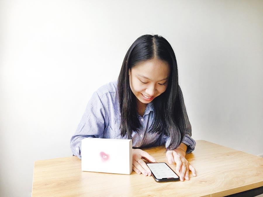 康百事生物資訊100美元的基因檢測產品結合Lin app,提供12大類,120項的分析項目。圖/業者提供
