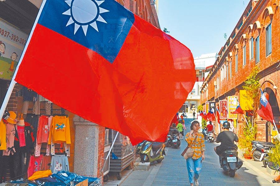 大陸涉台學者周志懷指出,台灣局勢處於三年來最錯綜複雜的時段。圖為金門模範街。(本報資料照片)