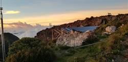 東北亞最高基地台在玉山!歷時7年 造福5萬登山客