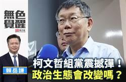 無色覺醒》賴岳謙:柯文哲組黨震撼彈!政治生態會改變嗎?