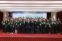 農業青年大使授旗 30人將訪泰國、印度
