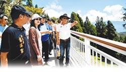 林明溱轟笨政府 只會旅遊補助