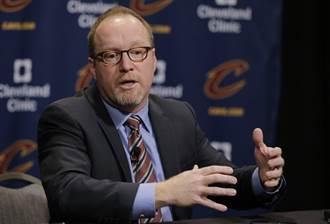 NBA》前騎士總管:跟詹皇共事很痛苦