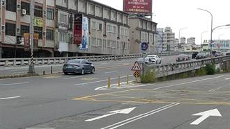 彰化中央陸橋維修 西行連續11天封閉