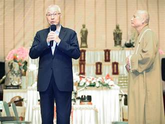 藍營票源恐分散 吳敦義:韓是唯一總統候選人