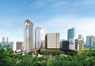 勤美120億打造台版東京Midtown