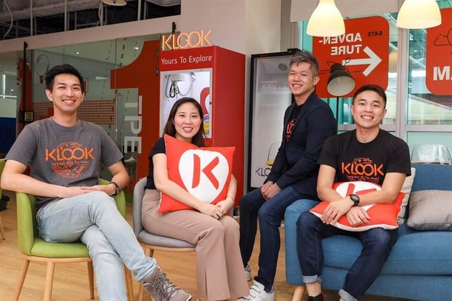 KLOOK在台灣招募200人,要打造大中華地區最大線上客服中心。(圖/劉季清)