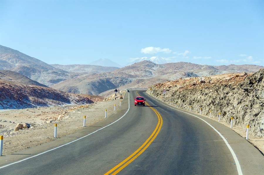 橫越17國!泛美公路可繞地球一圈。(圖/達志影像)