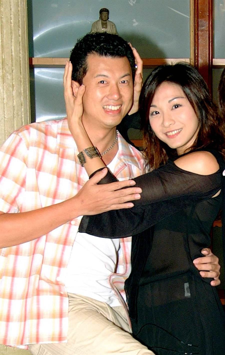 吳皓昇過去和江祖平有段情。