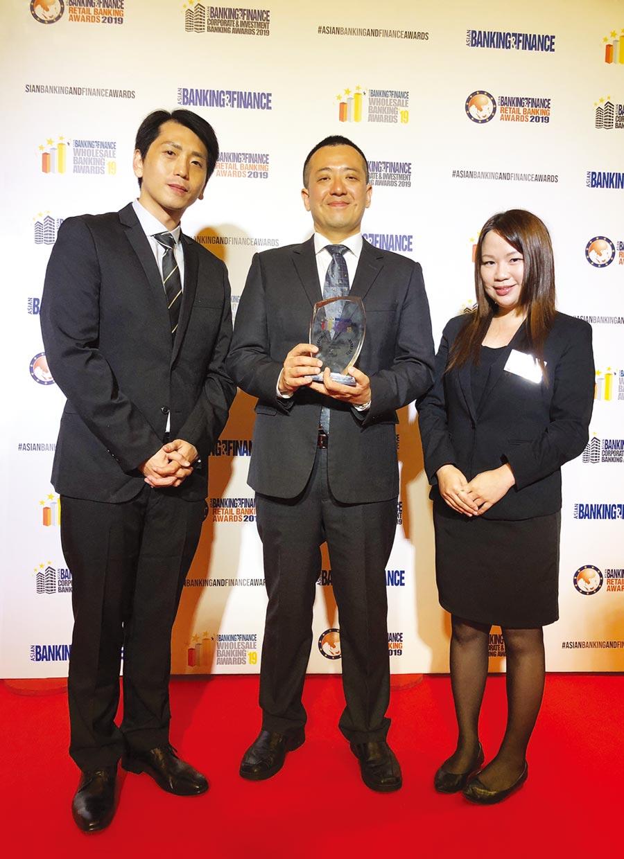 永豐銀行旗下Partner APIs,獲ABF肯定頒予最佳資訊作業管理獎項。圖/業者提供