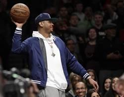 NBA》加盟預兆?安森尼跟籃網球員合練