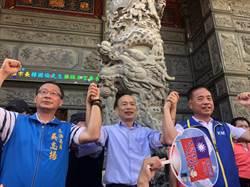 第5站仁壽宮人潮爆  韓:用選票作抗貪腐武器