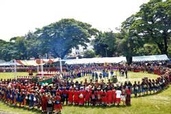 「雙東」部落青年慶豐收 排灣魯凱阿美3族千人圍舞超壯觀