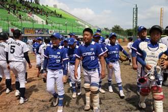 U12世界盃少棒賽》韓國複賽吞3敗 中華隊將與日爭冠
