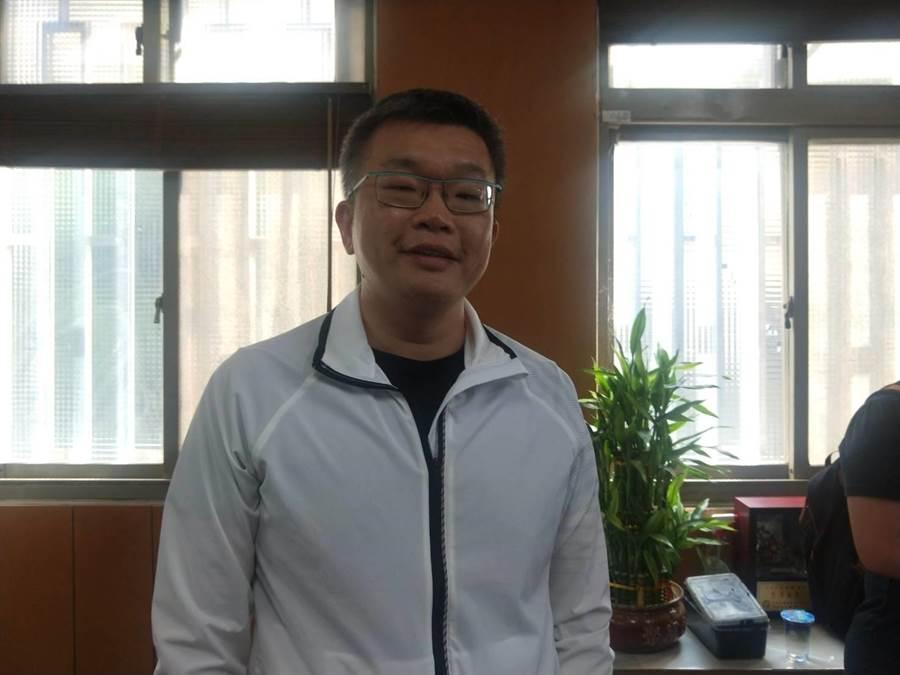 立法院副院長蔡其昌長期深耕海線,是民進黨的超級戰將。(陳淑娥攝)