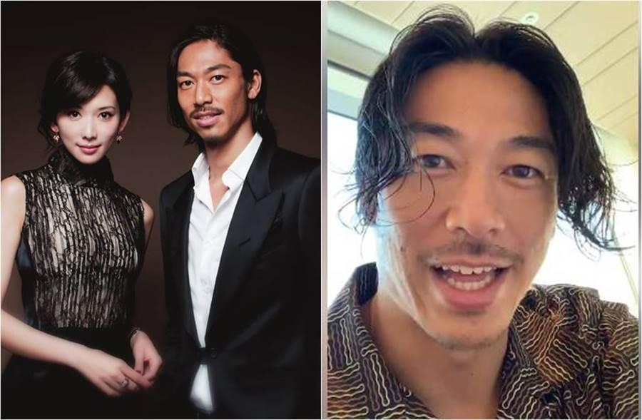 AKIRA曬自拍影片(圖右),大秀流利中文。(圖/取材自EXILE AKIRA臉書)