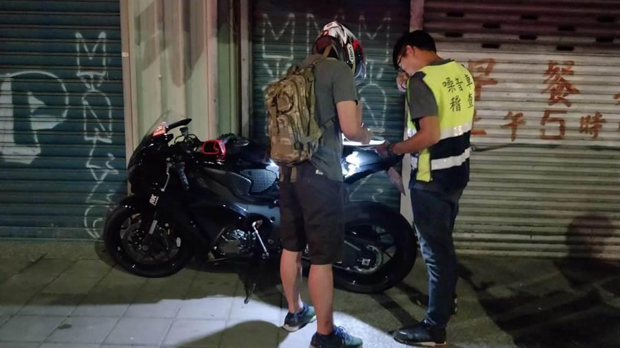 新北市「全市防制危險駕車強化稽查」專案於8月2日深夜起實施。(葉書宏翻攝)
