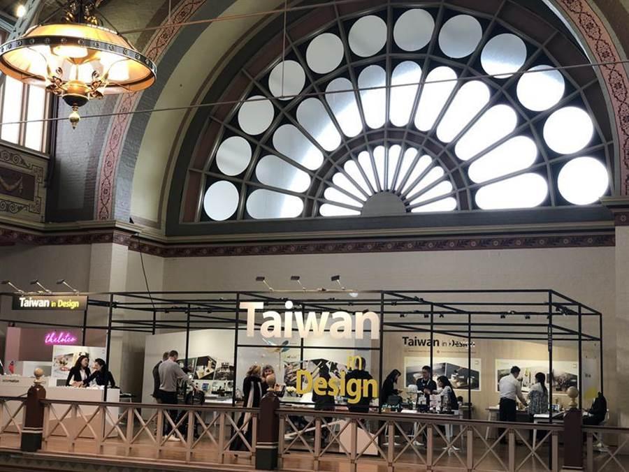 貿協首度攜手台灣文創業進攻澳洲設計周。圖/貿協提供