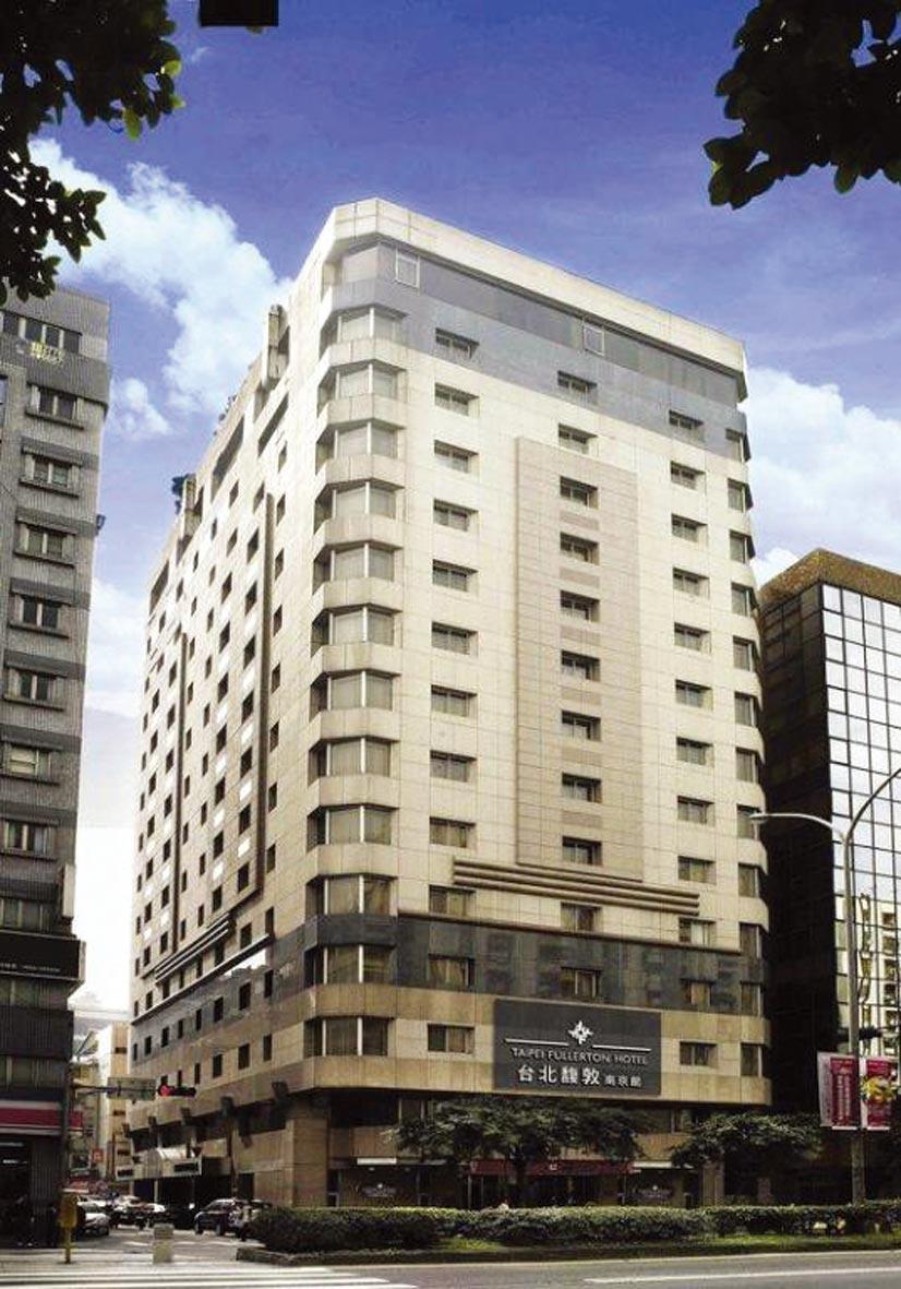 大陸建設簽下馥敦飯店都更案,將改建為1棟國際連鎖品牌飯店、1棟頂級住宅大樓。圖/大陸建設提供