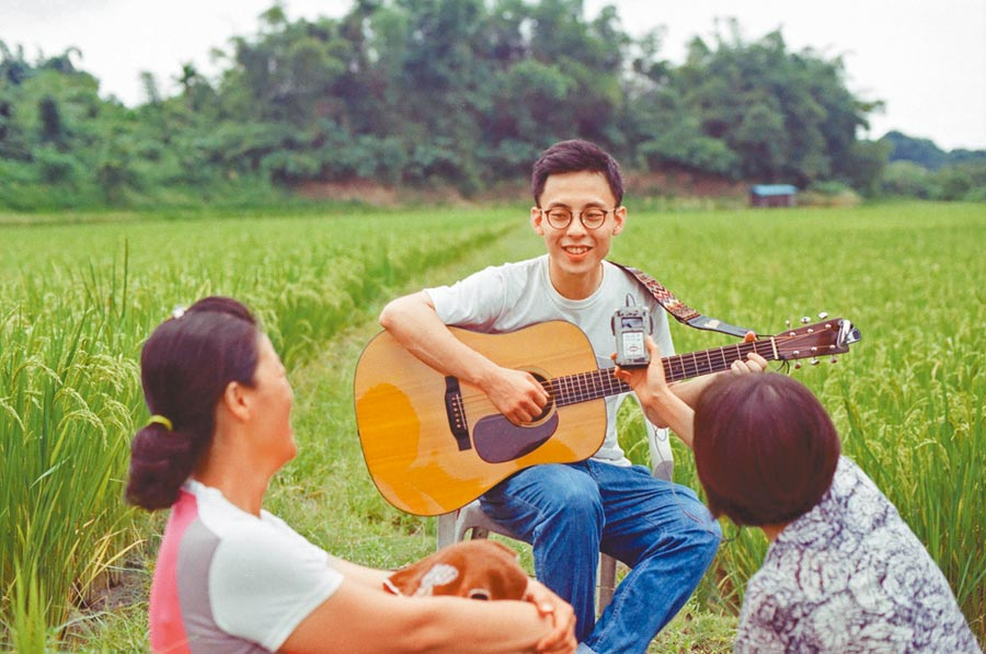 唱遊音樂帶領人 克里夫Cliff圖片提供緩慢民宿、郭柏均、彭柏璋、李念念