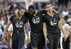 NBA》浪花弟也想打奧運 勇士3雄到齊