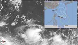 利奇馬颱風下午2時生成 周四、周五最接近台灣