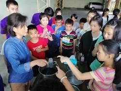 兒童營隊採購蔬果做料理 務實體驗人間煙火