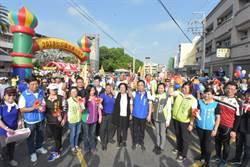織女的故鄉 七夕遊和美吸引1500人參與