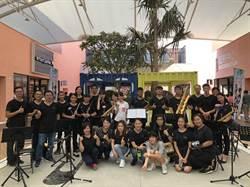 安和國中Banly木管重奏團 台中港三井Outlet演出