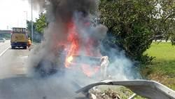 國道3號火燒車案 死亡女老師生前熱心教育