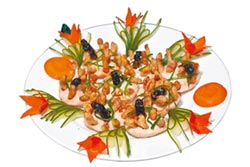 蟲蟲入菜 給你滿滿蛋白質