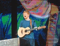 紅髮艾德Divide巡演 登全球最高票房收入